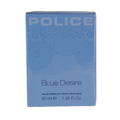 Police Blue Desire Eau de Toilette Spray 40ml