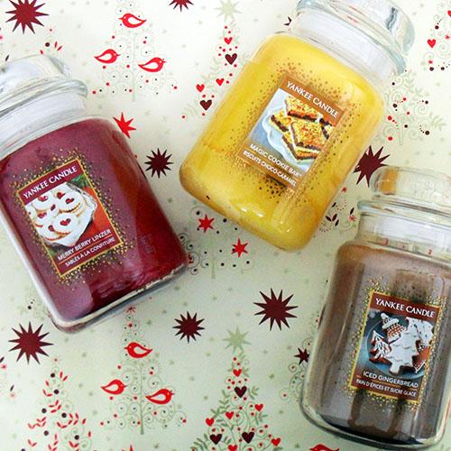 Die Cookie Swap Collection von Yankee Candle