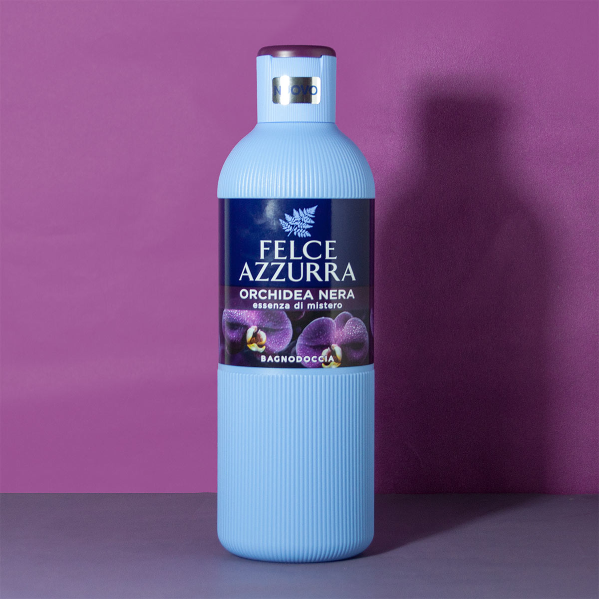 Felce Azzurra Duschbad Orchidea Nera